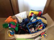 Baby-/Kinderbekleidung Spielzeug