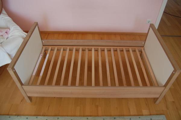 baby und kinderbett von paidi modell leo in br hl betten kaufen und verkaufen ber private. Black Bedroom Furniture Sets. Home Design Ideas
