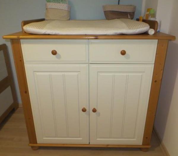 Wohnzimmerschrank Fichte Gebraucht Verkaufe Ein Babybett