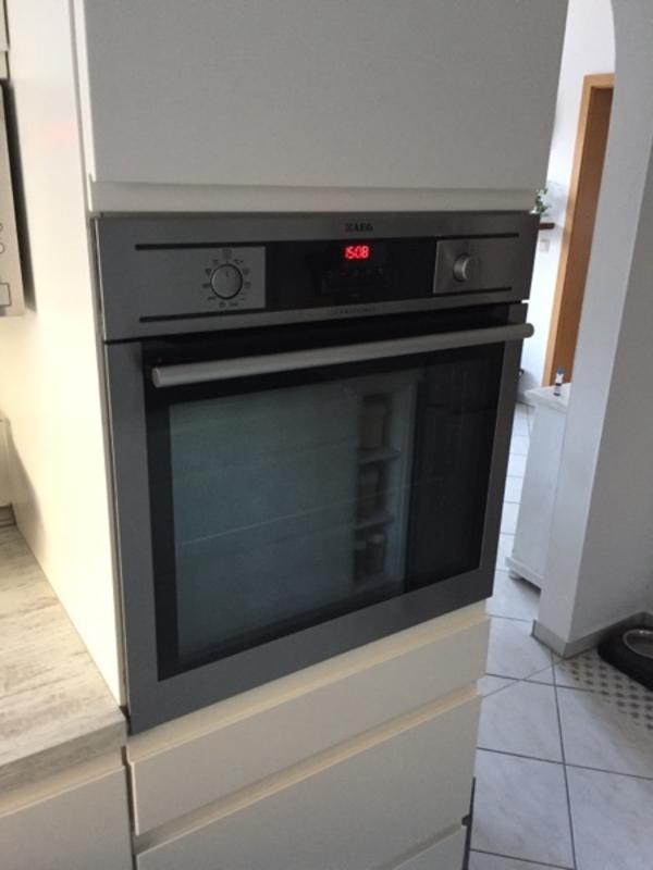 backofen aeg pyrolyse in dasing k chenherde grill. Black Bedroom Furniture Sets. Home Design Ideas