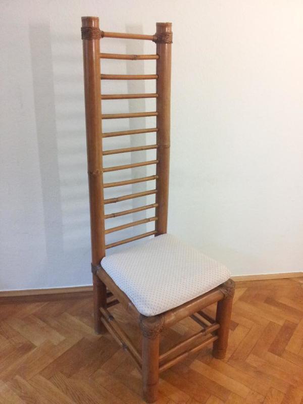 bambus stuhl kaufen gebraucht und g nstig. Black Bedroom Furniture Sets. Home Design Ideas
