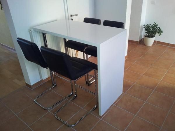weiss hochglanz neu und gebraucht kaufen bei. Black Bedroom Furniture Sets. Home Design Ideas