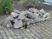 Basaltsteine pflanzen garten g nstige angebote for Bruchsteine teich
