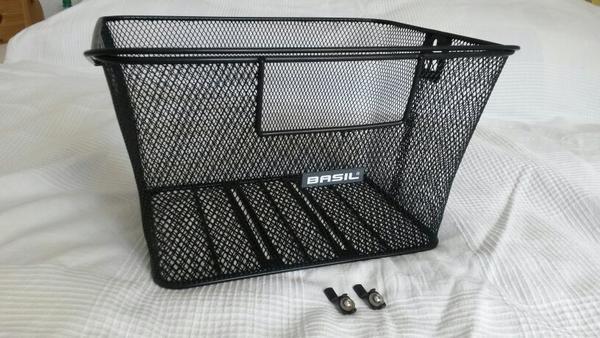basil fahrradkorb fahrrad korb in karlsruhe fahrradzubeh r teile kaufen und verkaufen ber. Black Bedroom Furniture Sets. Home Design Ideas