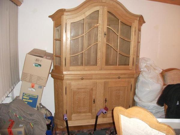bauernschrank eiche massiv in m nchen stilm bel bauernm bel kaufen und verkaufen ber private. Black Bedroom Furniture Sets. Home Design Ideas