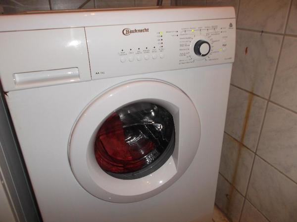 bauknecht waschmaschine eco 6400 w scht aber teildefekt in asselfingen waschmaschinen. Black Bedroom Furniture Sets. Home Design Ideas