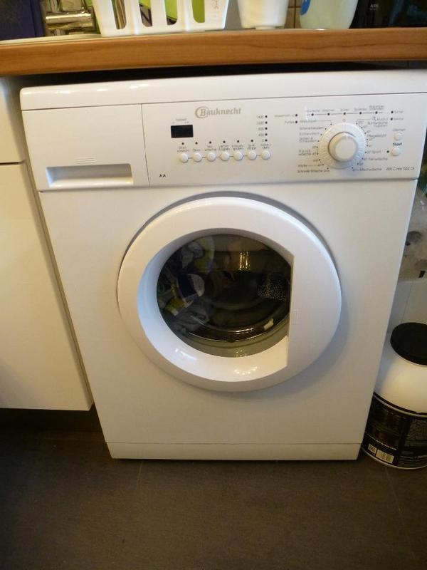bauknecht waschmaschine wa care 544 di in bruchsal waschmaschinen kaufen und verkaufen ber. Black Bedroom Furniture Sets. Home Design Ideas