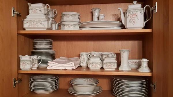 Porzellan Speiseservice Kaufen Gebraucht Und G Nstig