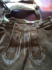 Bayerische Lederhose