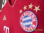 Bayern-München Adidas