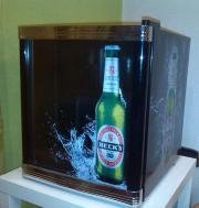Becks Minikühlschrank