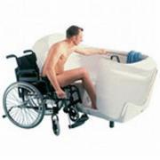 behindertengerecht ,Sitz-Pflege-