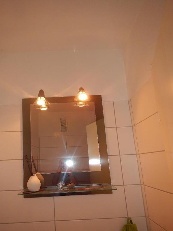 beleuchteter spiegel in augsburg bad einrichtung und ger te kaufen und verkaufen ber private. Black Bedroom Furniture Sets. Home Design Ideas
