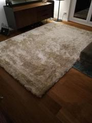 hochflor teppich beige kaufen gebraucht und g nstig. Black Bedroom Furniture Sets. Home Design Ideas