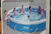 bestway pool 450