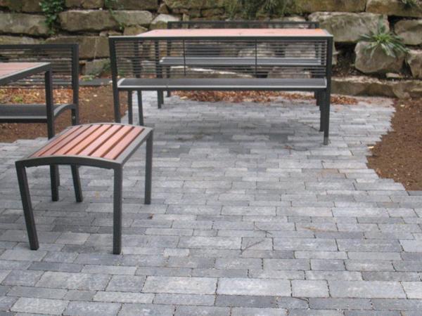 betonpflastersteine in m nchen sonstiges material f r. Black Bedroom Furniture Sets. Home Design Ideas