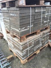 Betonsteinplatten gebraucht