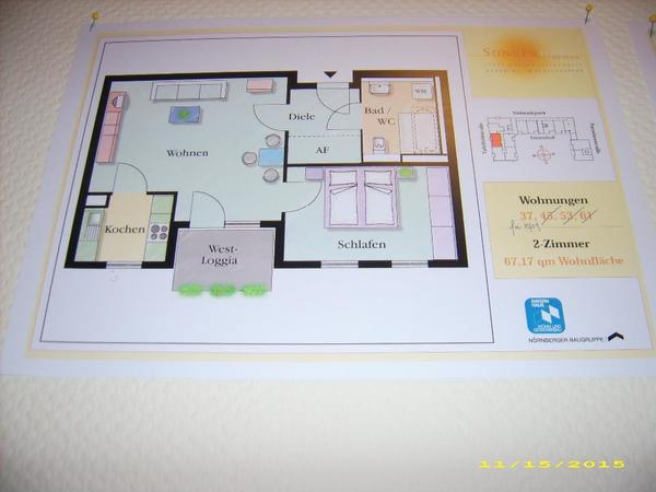 betreutes wohnen in n rnberg vermietung 2 zimmer. Black Bedroom Furniture Sets. Home Design Ideas