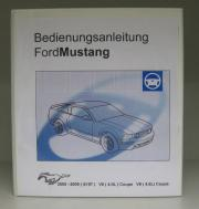 Betriebsanleitung Ford Mustang (