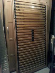 Bett Rost Holz