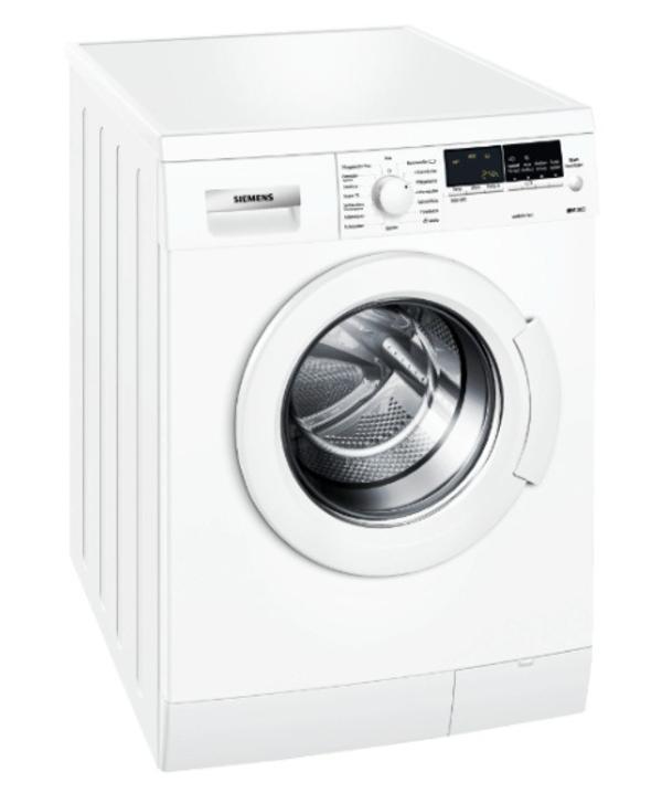 biete neue siemens waschmaschine unbenutzt in augsburg waschmaschinen kaufen und verkaufen. Black Bedroom Furniture Sets. Home Design Ideas