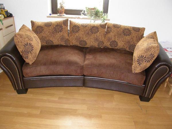 big sofa couch kolonialstil. Black Bedroom Furniture Sets. Home Design Ideas