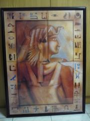 Bild Pharao, Ägypten,