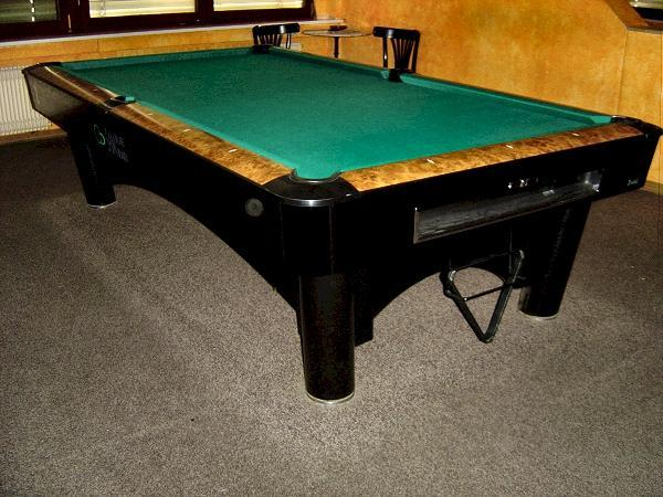 billardtisch sam kim steel allegro 9 fu. Black Bedroom Furniture Sets. Home Design Ideas