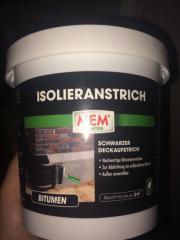 Bitumen Isolieranstrich