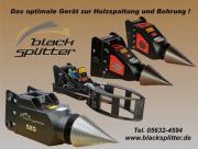 Black Splitter Kegelspalter