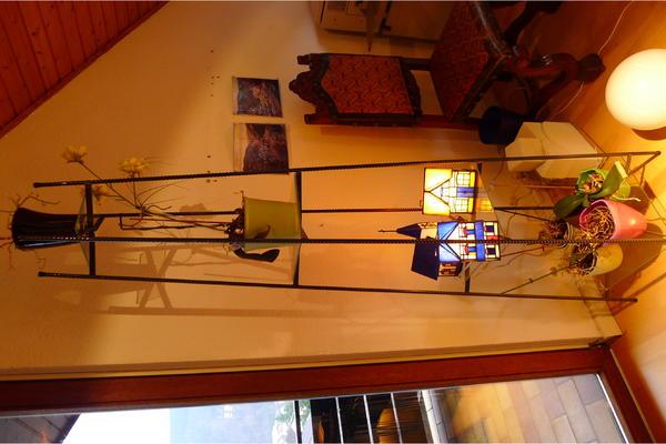 blumenst nder hoch gusseisen glas pyramide in sch nau sonstiges f r den garten balkon. Black Bedroom Furniture Sets. Home Design Ideas