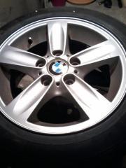 BMW Alufelgen mit