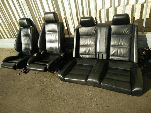 bmw e30 sitze kaufen gebraucht und g nstig. Black Bedroom Furniture Sets. Home Design Ideas