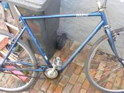 BMW Faltrad-Rahmen