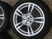 """BMW M 400 M400 18\"""" fur 3er GT F34 4er F36 225/50 255/45 Continental BMW M Styling 400 Sommerkomplettradsatz (4 Stück) in 18 zoll an für einen BMW 3er GT F34 BMW 4er Grand Coupe F36 Reifen: Continental ... 900,- D-02681Kirschau Heute, 16:39 Uhr, Kirschau - BMW M 400 M400 18"""" fur 3er GT F34 4er F36 225/50 255/45 Continental BMW M Styling 400 Sommerkomplettradsatz (4 Stück) in 18 zoll an für einen BMW 3er GT F34 BMW 4er Grand Coupe F36 Reifen: Continental"""
