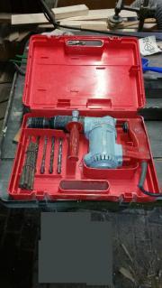 Bohrhammer mit Koffer +