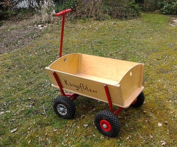 bollerwagen mit luftbereifung in grafenau. Black Bedroom Furniture Sets. Home Design Ideas