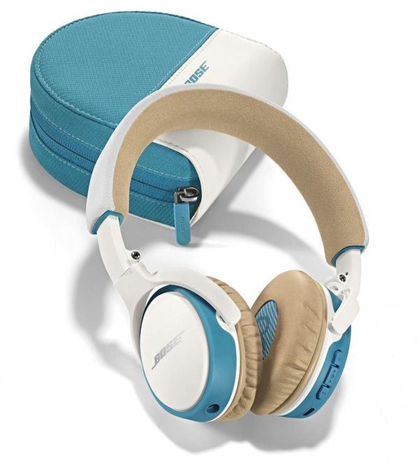 bose soundlink on ear bluetooth headphones mit ovp in. Black Bedroom Furniture Sets. Home Design Ideas