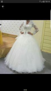 Brautkleid 34 spitze