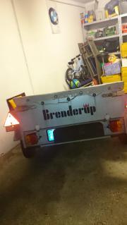 Brenderup Anhänger TÜV
