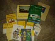 Briefmarkensammlung, Telefonkarten, Briefmarken,