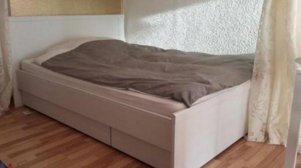verkauf bett kleinanzeigen familie haus garten. Black Bedroom Furniture Sets. Home Design Ideas