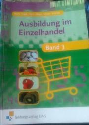 Buch, Ausbildung im