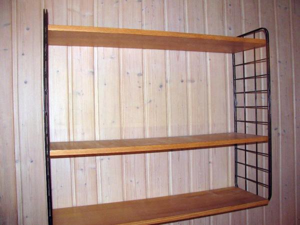 holz regale neu und gebraucht kaufen bei. Black Bedroom Furniture Sets. Home Design Ideas