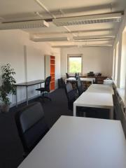 Büroraum oder einzelne
