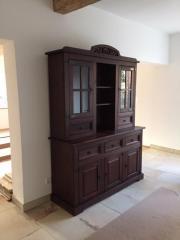 schrank kolonialstil haushalt m bel gebraucht und. Black Bedroom Furniture Sets. Home Design Ideas