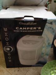 Campers Mini-Waschmaschine