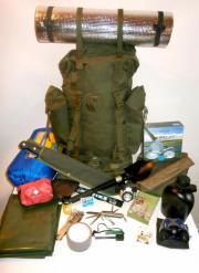Camping Angeln Survival