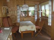Camping- Wochenendhaus am