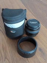 Canon EF 50mm,